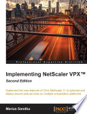 Implementing NetScaler VPX