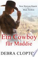 Ein Cowboy f  r Maddie