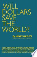 Will Dollars Save the World