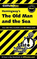 CliffsNotes on Hemingway s The Old Man And The Sea