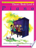 Alfred s Basic Piano Library   Theory Book 4