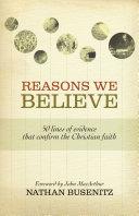 download ebook reasons we believe (foreword by john macarthur) pdf epub