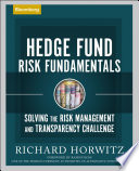 Hedge Fund Risk Fundamentals