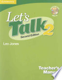 Let s Talk Level 2 Teacher s Manual 2 with Audio CD