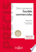 Droit Commercial Soci T S Commerciales 24e Ed