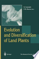Evolution and Diversification of Land Plants Book PDF