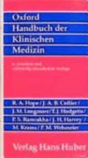 Oxford Handbuch der klinischen Medizin