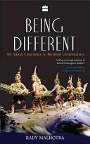 Being Different   An Different Challenge To Western Universalism