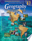 Discovering the World of Geography  Grades 6   7