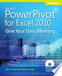 Microsoft PowerPivot for Excel 2010