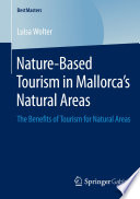 Nature Based Tourism in Mallorca   s Natural Areas