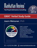Manhattan Review GMAT Verbal Study Guide  5th Edition