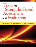download ebook tools for strengths-based assessment and evaluation pdf epub
