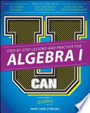 U Can  Algebra I For Dummies Book PDF