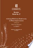 Utilizing Wild Grass Biodiversity in Wheat Improvement