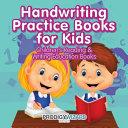 Handwriting Practice Books for Kids