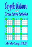 Cryptic Kakuro And Cross Sums Sudoku book