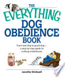 download ebook the everything dog obedience book pdf epub