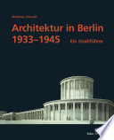 Architektur in Berlin 1933-1945