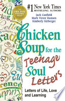 Chicken Soup For The Teenage Soul Letters book