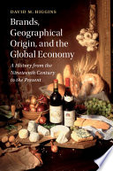 Brands  Geographic Origin  and the Global Economy