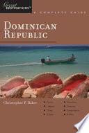 Explorer's Guide Dominican Republic