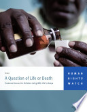 Ebook A Question of Life Or Death Epub Juliane Kippenberg,Human Rights Watch (Organization) Apps Read Mobile