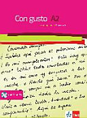 Con gusto  A2   Trainingsbuch mit Mini CD