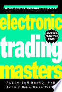 Electronic Trading Masters book