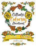 Catholic Coloring Book Devotional