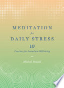 Meditation for Daily Stress