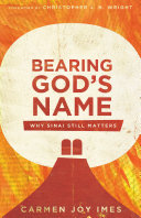 Bearing God's Name Book
