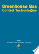 Greenhouse Gas Control Technologies