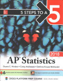 5 Steps to a 5 AP Statistics 2018 edition