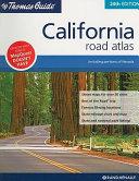 The Thomas Guide California Road Atlas