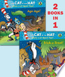 Trick or Treat  Aye Aye   Dr  Seuss Cat in the Hat