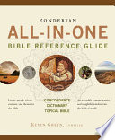 Zondervan All in One Bible Reference Guide