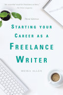 download ebook starting your career as a freelance writer pdf epub