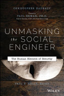 Unmasking the Social Engineer