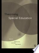 Theorising Special Education