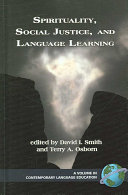 Spirituality  social justice  and language learning