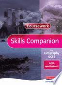 Coursework Skills Companion for Geography GCSE