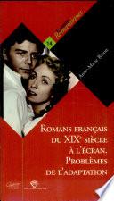 Romans français du XIXe siècle à l'écran