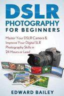 Photography Dslr