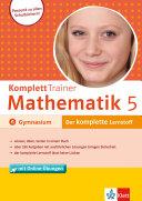 KomplettTrainer Mathematik
