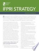 IFPRI strategy: Gender research