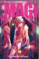 Magi: The Labyrinth Of Magic, Vol. 14 : queen madaura, who uses a powerful magical...