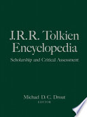 J R R  Tolkien Encyclopedia