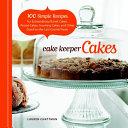 Book Cake Keeper Cakes