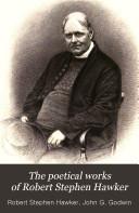 The Poetical Works of Robert Stephen Hawker